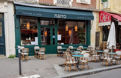 Narro (Paris 5) : enchanteur !