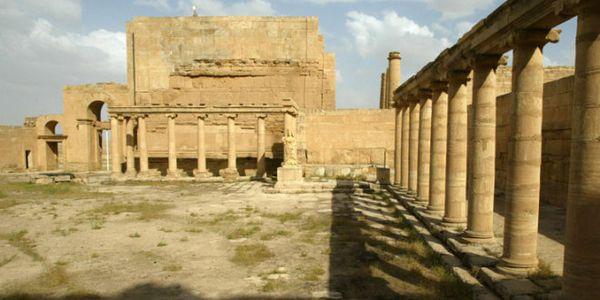 L'ISIS non ha distrutto Nimrud e Hatra
