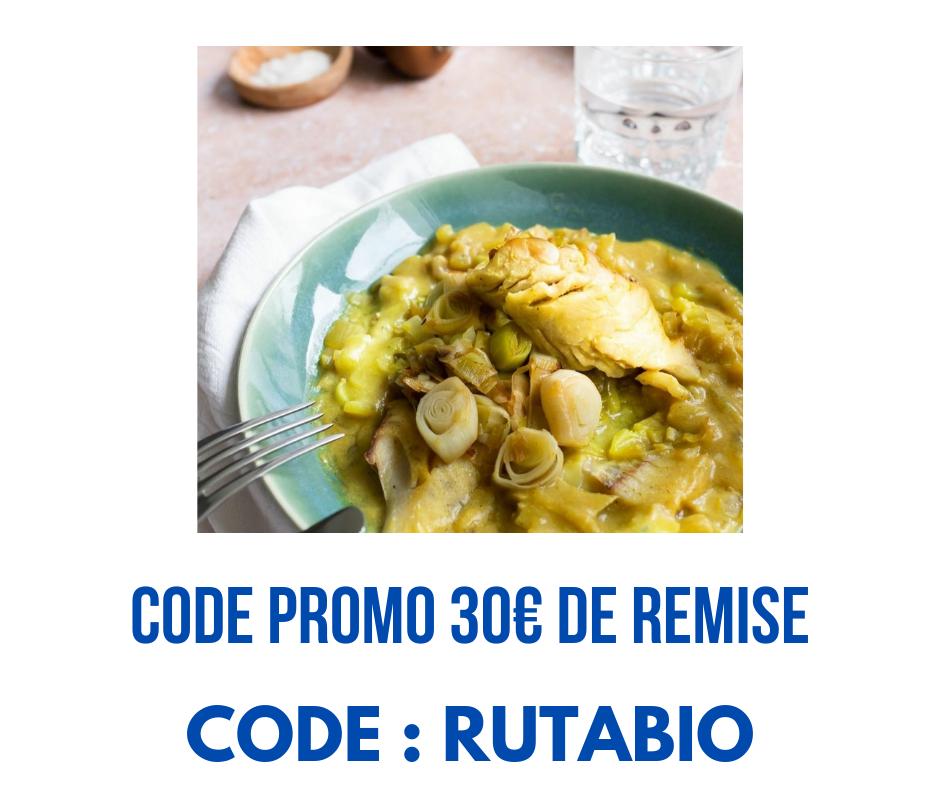 code promo rutabago box cuisine