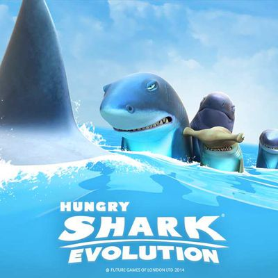 Hungry Shark Evolution_App Store et Play Store