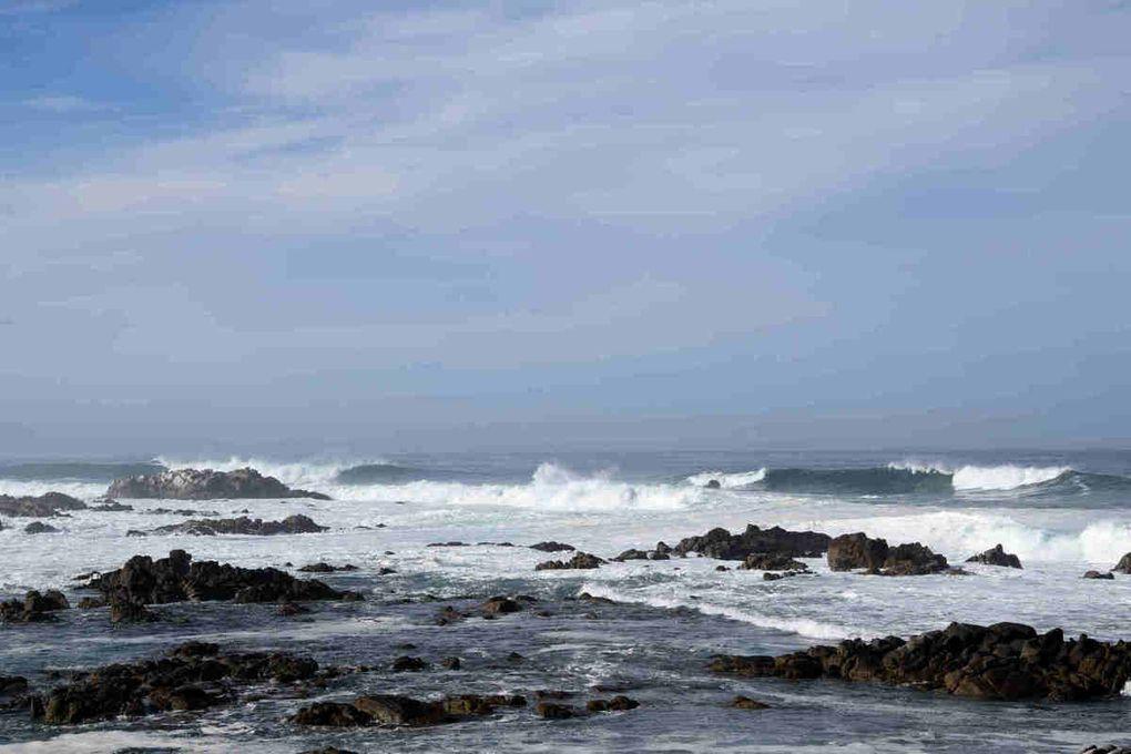 San Francisco, Monterey, Les Missions