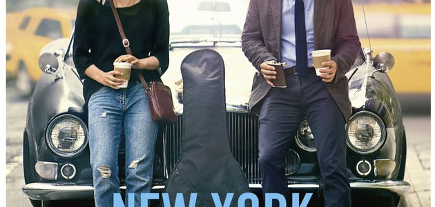 """""""NEW YORK MELODY"""", BANDE-ANNONCE"""