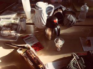 Café Tricot du 14 novembre- Quel Régal!!!!