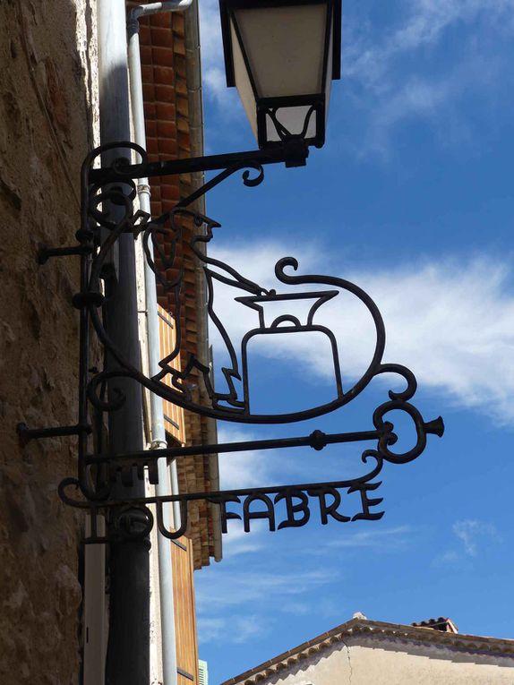 Carnet de voyage : Les villages perchés du Pays de Fayence (3) Mons