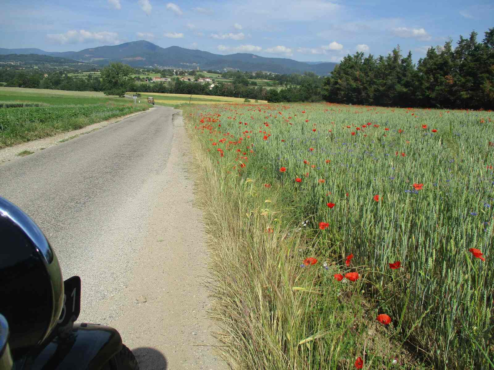 Le Rétro Tour de l'Ardèche, juin 2021