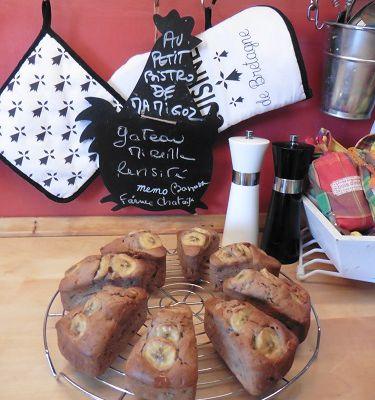 Gâteau Breton de Mireille revisité: Voici Le Corse Antillais!