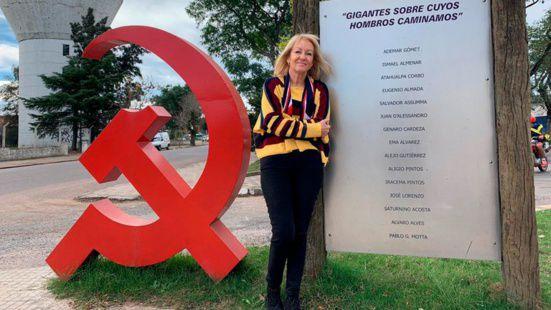 La communiste Carolina Cosse remporte les élections municipales à Montevideo, capitale de l'Uruguay (Perspective communiste, Nicolas Maury, 30 septembre 2020)