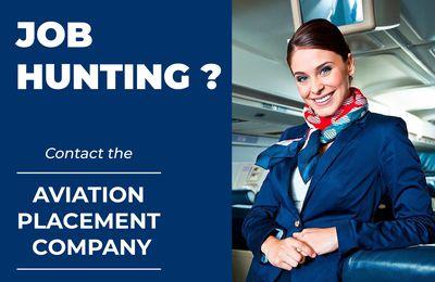 Job Hunting – Contact the aviation placement company in Kolkata