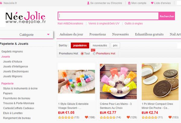 Revue Née Jolie #1 : (www.neejolie.fr) + CODE PROMO !