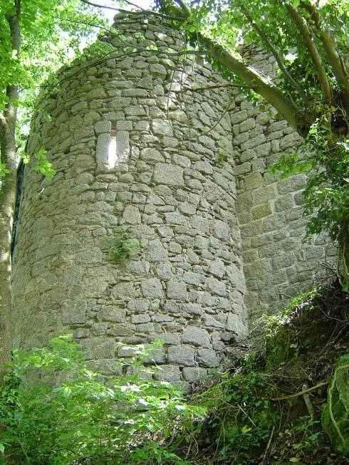 Diaporama château du Haut Andlau