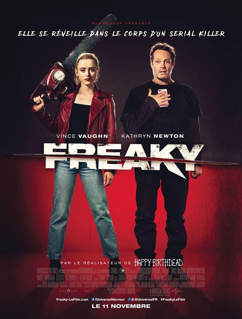 Freaky : en vidéo le 20 octobre 2021