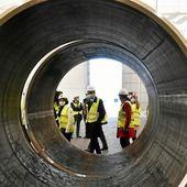 Éoliennes en baie de Saint-Brieuc : la construction a démarré à Brest