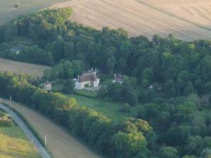 Avigneau et son château