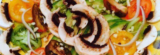 Salade : pour le plaisir , couleur, vitamines et bienfaits