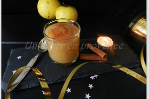 Compote de pommes & coings