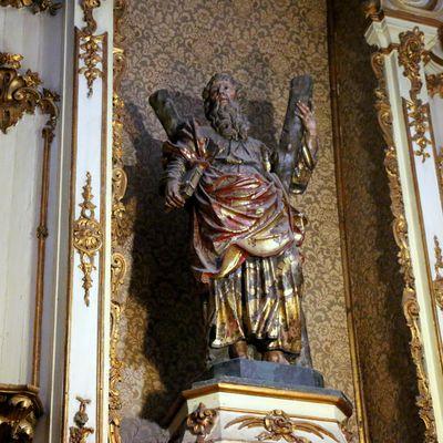 Saint André, église Saint-Martin (Sintra, Portugal)