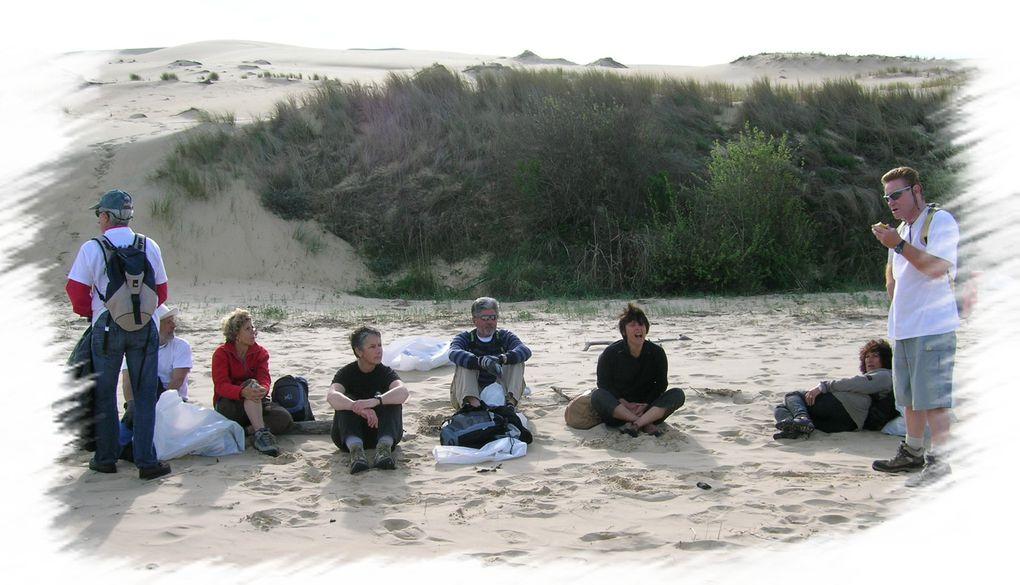Album - Nettoyage plage 2011