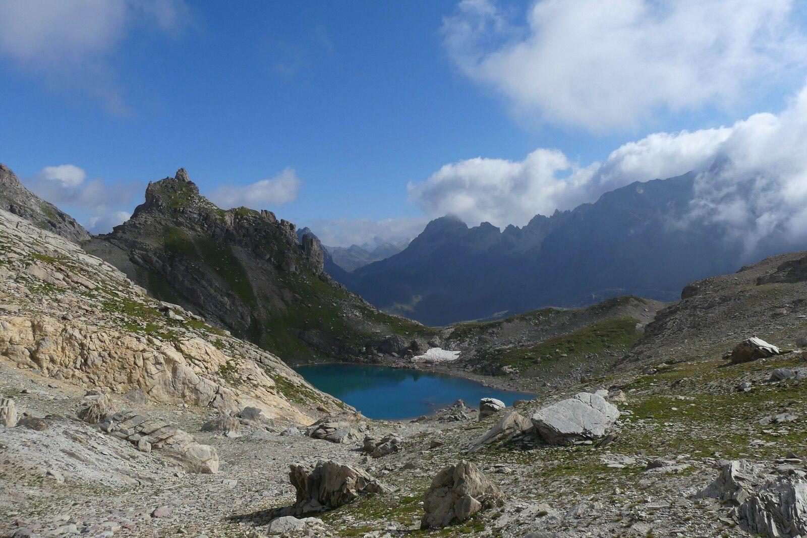 Grand Galibier (3228m)