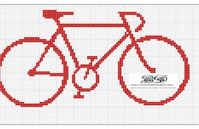 Grille gratuite du vendredi : bicyclette