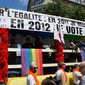 Gay Pride 2011 Marche des Fiertés - Le blog de Chris Illusion