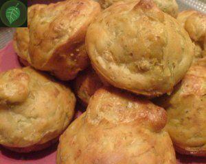 Muffins de lechuga