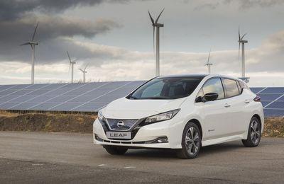 Nissan Leaf 2018 : la future référence des voitures électriques ?