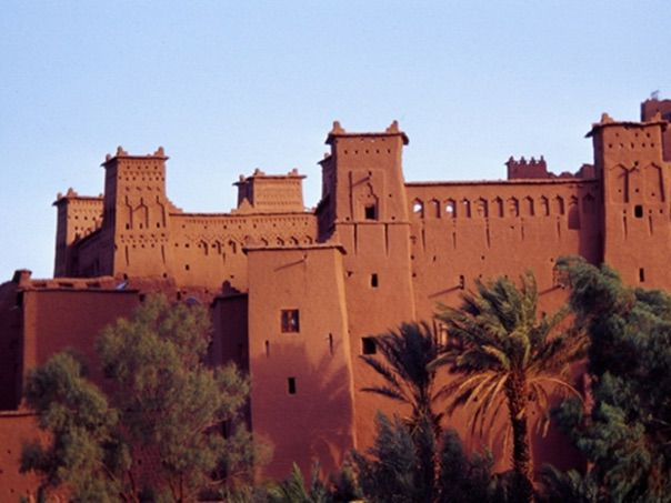 קסבה טאוריר ביקור שאסור לפספס בטיול למרוקו