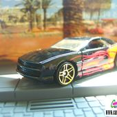MUSCLE TONE - DODGE CHARGER 1990 HOT WHEELS 1/64 - car-collector.net