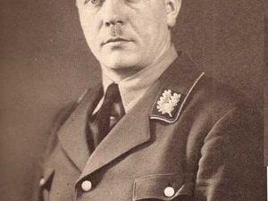 Joseph WAGNER Gauleiter de Westphalie et de Silésie né à Algrange (1914-1918) et (1939-1945)