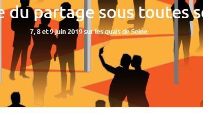 Share Paris 2019 : découvrez l'économie collaborative et du partage.