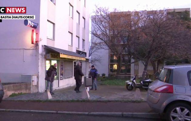 Fusillade à Bastia : Les habitants du quartier sont bouleversés