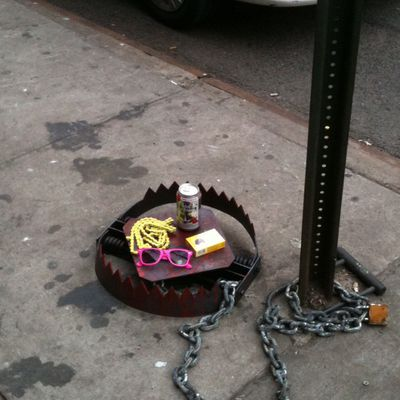 Just For Fun / Chasse aux hipsters (N.Y.C)