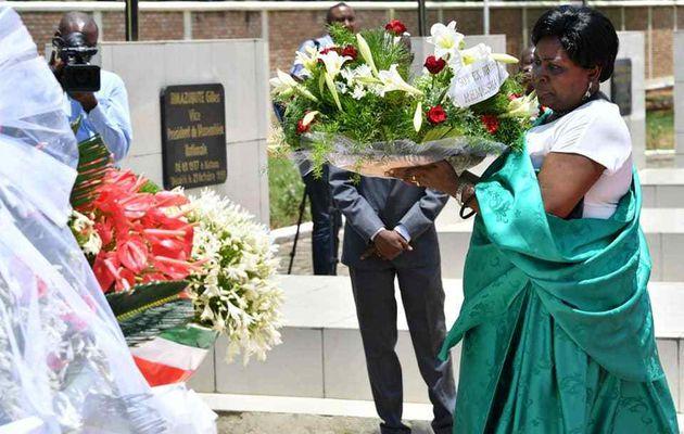 Commémoration du 25ème anniversaire de l'assassinat du Héros de la démocratie