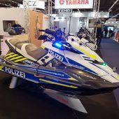 Yamaha In force at the Milipol Salon - Yachting Art Magazine