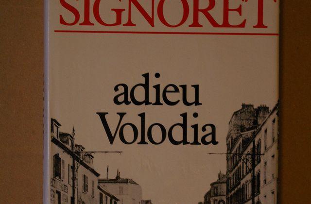 Adieu Volodia par Simone Signoret