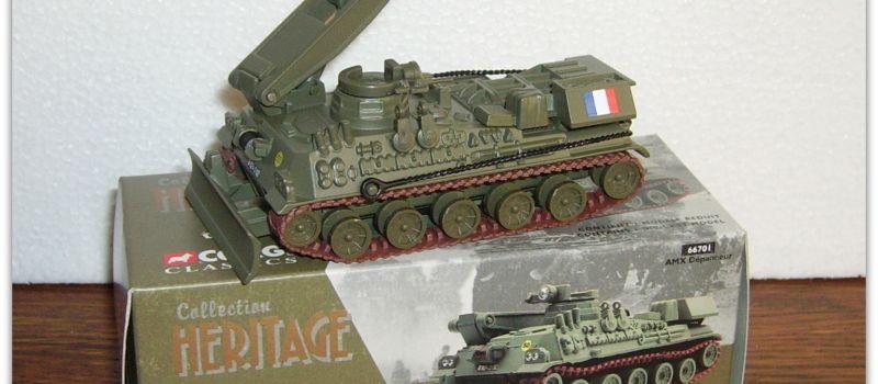 """Char AMX """"Dépanneuse"""" by Corgi."""