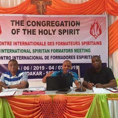 Le futur de la congrégation est entre nos mains: rencontre internationale des formateurs à Dakar (Sénégal)