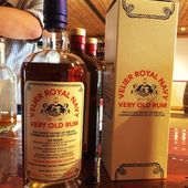Velier Royal Navy - Passion du Whisky