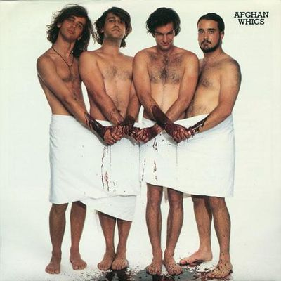 SP 84 - The Afghan Whigs - Sister Brother b/w Hey Cuz
