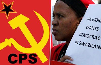 Le régime du roi Mswati III du Swaziland intensifie l'oppression - Déclaration du parti communiste