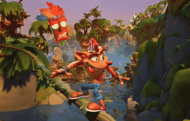 [ACTUALITE] Crash Bandicoot 4 : It's About Time - Disponible aujourd'hui