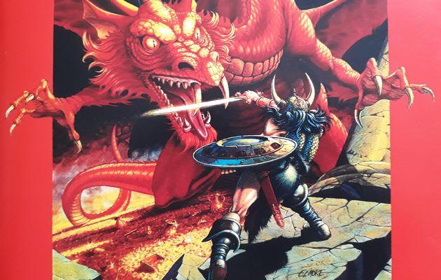 Les restaurations du dragon : D&D règles de base version Mentzer (BECMI)