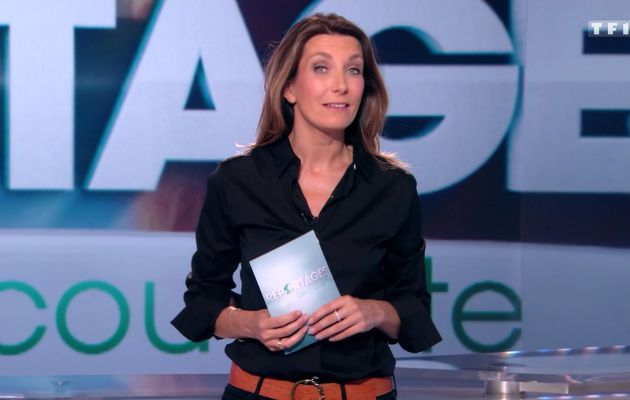 📸4 ANNE-CLAIRE COUDRAY @ACCoudray @TF1 pour GRANDS REPORTAGES ce midi #vuesalatele