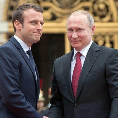 WWIII : DU SANG ET DES LARMES EN SYRIE: Les médias américains exigent une agression à grande échelle contre la Syrie, Macron veut plus de «dialogue» avec la Russie, Poutine tempère : «Pas d'acte irrréflechi» en Syrie, Castaner rappelle quand même qu'il faut y aller sans préciser quand!