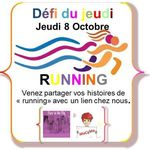 défi du jeudi : running