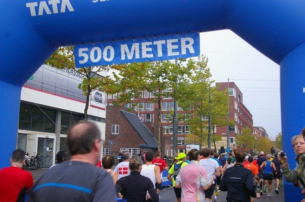 Marathon et semi marathon d'Amsterdam le 20 octobre 2013. Photos : Nathalie, Stéphane S., stéphane L. ..et internet !