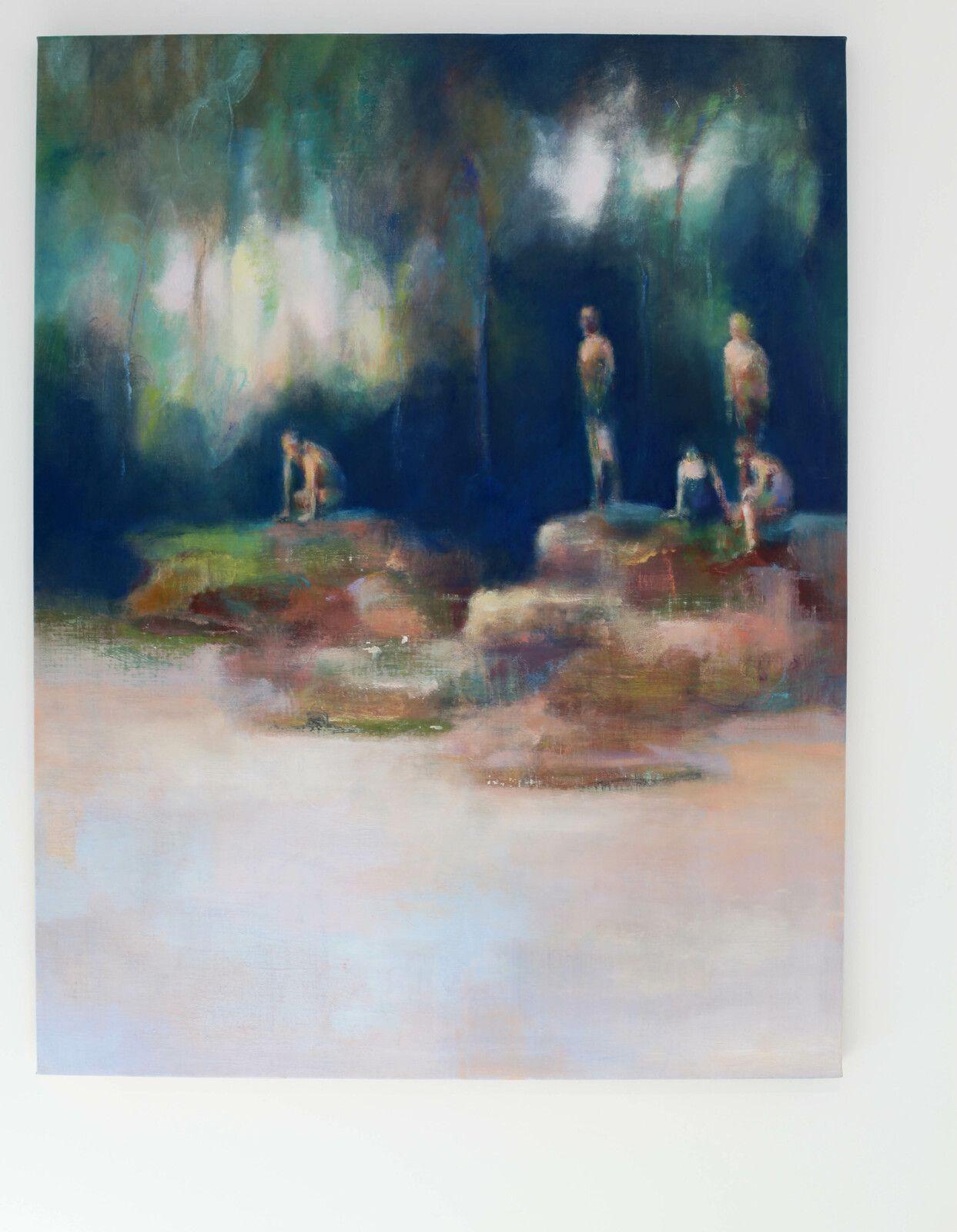 """""""Sans titre"""", 2019 - 2020 de Paul DE FLERS - Courtesy de l'artiste et de la Galerie Almine Rech © Photo Éric Simon"""