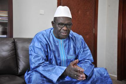 Au Mali 90% des conflits et contentieux portent sur la terre / Mohamed Ali Bathily, ministre de la Justice