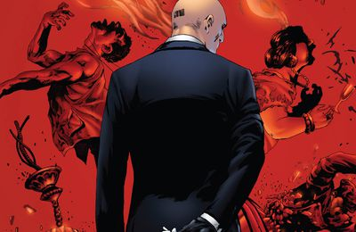 [REVUE COMICS GAMING] AGENT 47 BIRTH OF THE HITMAN aux éditions MANA BOOKS