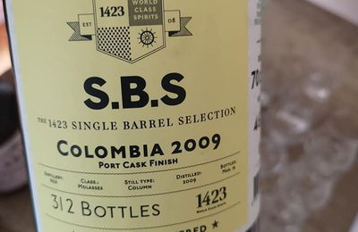 SBS Colombia  2009